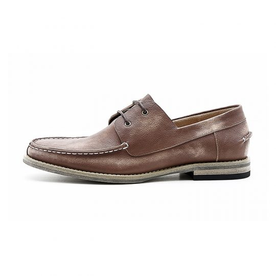 Two Liners Semi Derby - Light Brown