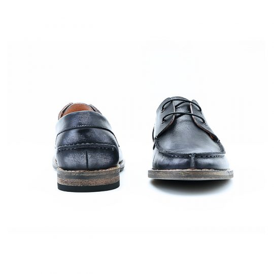 Two Liners Semi Derby - Firm Black